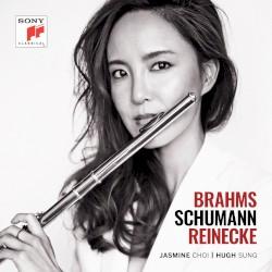 Brahms / Schumann / Reinecke by Brahms ,   Schumann ,   Reinecke ;   Jasmine Choi ,   Hugh Sung